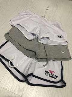 🚚 Hollister 休閒鬆緊短褲