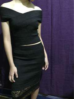 Elegant bodycon dress