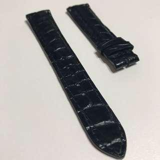 SOLD! 19mm/16mm Croc Leather Watch Strap