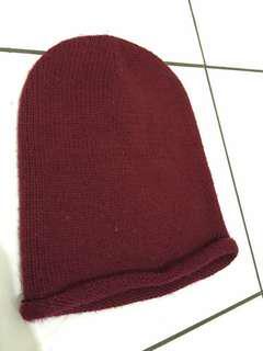 Uniqlo Beanie Hat ( Kupluk )