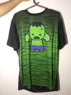 Hulk shirt authentic