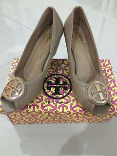 Tory burch Premium quality wedges 7cm