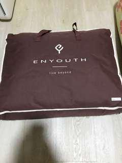 🚚 Enyouth magnetic bed sheet with pillow case(single)
