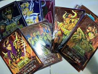 全新 13塊 聖鬥士星矢 聖衣神話 鐵牌