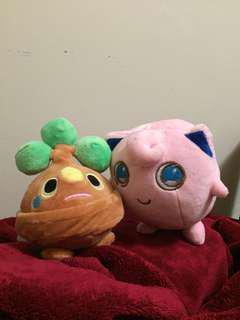 Pokémon Plush Toys
