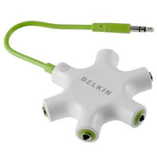 Belkin rockstar 3.5mm 5 way splitter