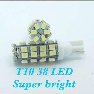 T10 38 led light