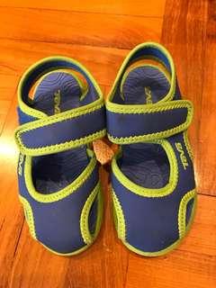 b41a0c9e9b19f teva sandals - kids (authentic)