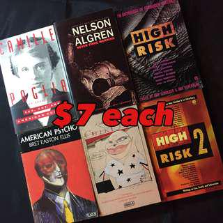 📚BOOK CLEARANCE! Assorted titles