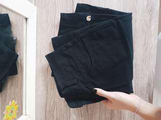 Black Hot Pans