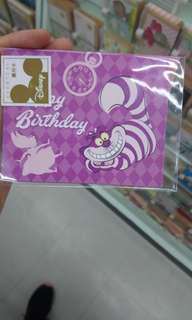 妙妙貓生日賀卡