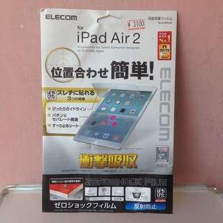 Anti Gores Temperef Glass untuk iPad Air 2 Made in Japan