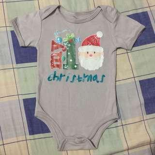 Christmas Statement Onesie
