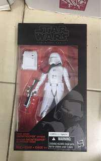 Star Wars 6 Inch Black Series Lot 8 Troopers : Clone Trooper Sergeant / First Order Stormtrooper Snowtrooper Flametrooper / At-At Driver / Scariff Trooper / Rogue One Death Trooper