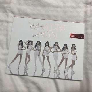 IOI Whatta Man Single Album
