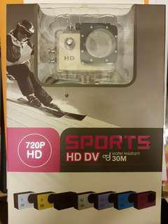 Sports HD DV