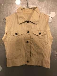 crop top coat