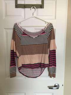 Striped Hurley Shirt