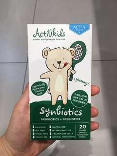 新加坡代購activkids益生菌(新加坡產品)
