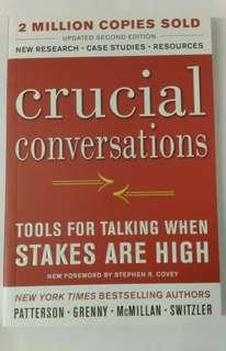 Crucial Conversation Book