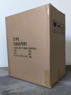 Carton Box * house moving * packing * delivery *