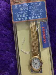 Seiko watch ORI from Japan