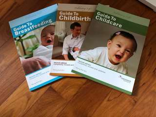 Guide to Breastfeeding, Childbirth, childcare