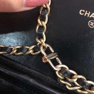 變短 包包神扣 條鏈袋長度調節器 - adjustment accessories ( gold/ black / silver) (送螺絲批,固定不鬆開)