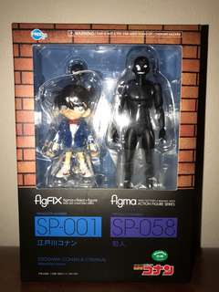 Figma x Freeing Conan and Criminal - SP-001 / SP-058