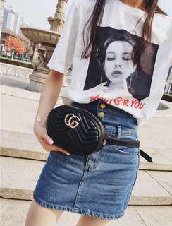 READY STOCK Gucci 2-way handbag stylish
