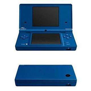 Nintendo DSi (Matte Blue) NEW