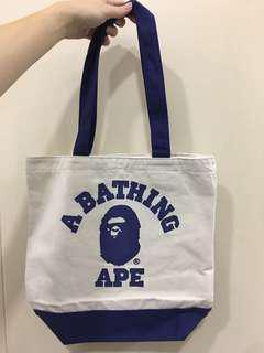 READY STOCK Bathing ape bape Tote Bag