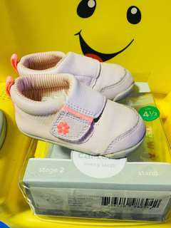 Carter's Every Step Christy Baby Shoes