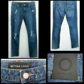 NWT Bettina Liano Skinny Jeans 8