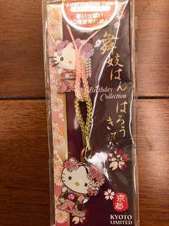 Hello Kitty 吊飾 京都 免運