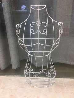 人型時裝模特掛衣架