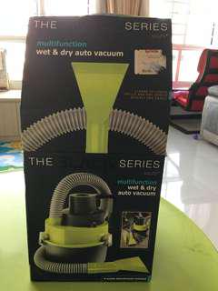 FS: Multifunction wet & dry auto vacuum for car