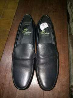 sepatu pantofel asli kulit