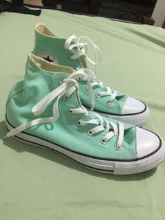 Authentic converse highcut