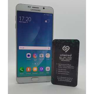 Samsung Galaxy Note 5, White (32GB)