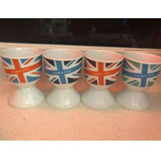 Egg Holder - London 2012 Olympics Limited Collection