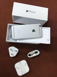 Iphone6 64gb銀&金