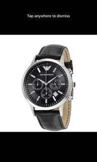 100% authentic Emporio Armani Watch