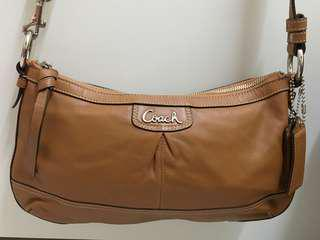 Coach Park Leather Duffle Style