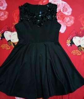 #merdeka73  black manik dress