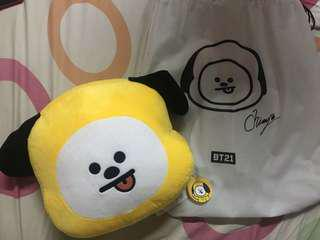 Official BT21 Cushion (Unsealed)
