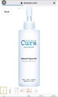 Cure Natural Aqua Gel #
