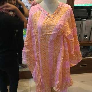 Baju kaftan Poppy dharsono ready to wear