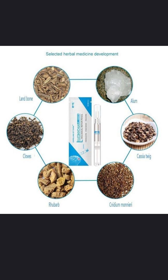 3ML ANTI FUNGAL TREATMENT NAIL PEN ONYCHOMYCOSIS PARONYCHIA INFECTION HERBAL TOE/FINGER NAILS HEALTH BEAUTY