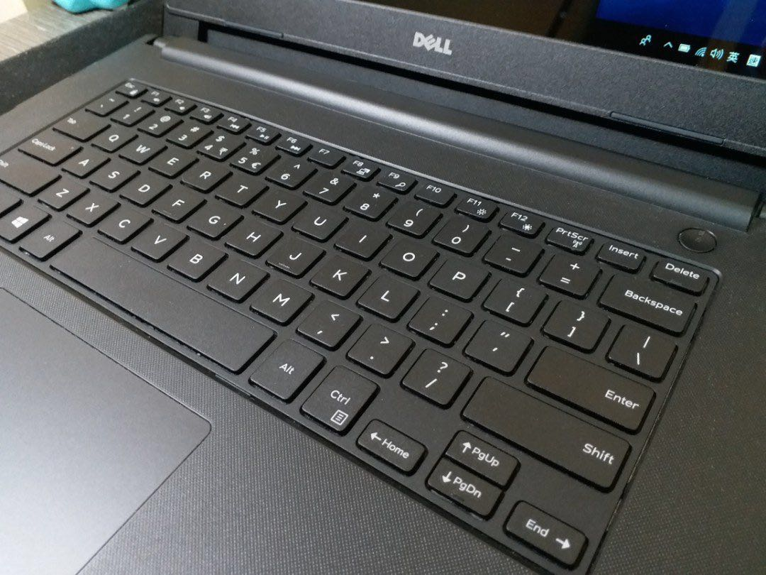 2017 Dell inspiron 14 core high speed i3 5005u upgraded 8GB RAM upgraded  high speed 256GB SSD super fast 5 sec boot windows 10 home intel 3D 5500